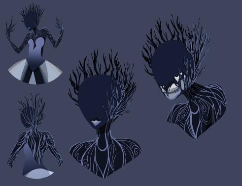Mythra headshots concept