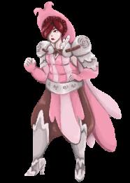 Rosabel Pixel Sprite