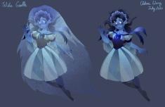 Wilis Giselle Character Sheet